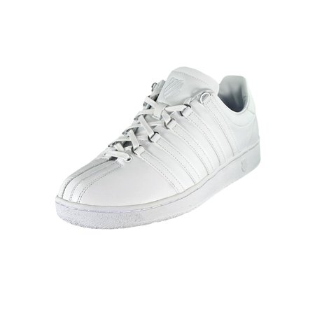 K-Swiss Classic VN Sherbet   Round Toe Leather  Tennis Shoe