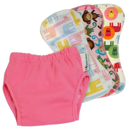Best Bottom Potty Training Set, Medium, Bubblegum (Best Training For Hiking)