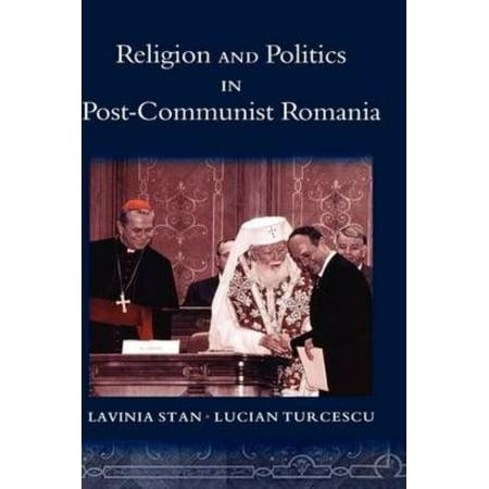Religion and Politics in Post-communist Romania