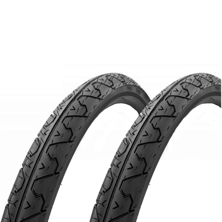 Kenda K838 City Slick Tires PAIR 26x1.95