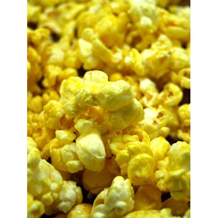 LAMINATED POSTER Pop Popcorn Corn Bucket Cinema Box Bag Poster 24x16 Adhesive Decal (Ready To Pop Popcorn Boxes)