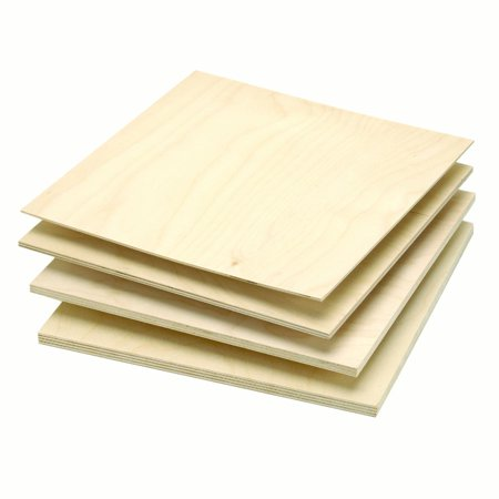 Single Piece of Baltic Birch Plywood, 18mm - 3/4