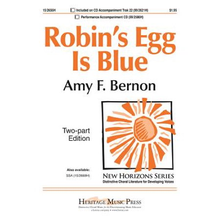 Robin's Egg Is Blue