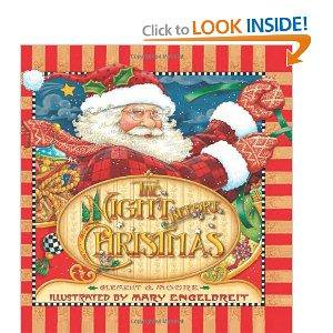 The Night Before Christmas (Hardcover) - The Night Before Christmas Sally