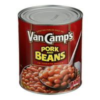 VAN CAMPS Pork and Beans 114 oz.