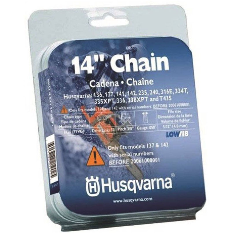 POULAN Chain 14in For 240 Saw