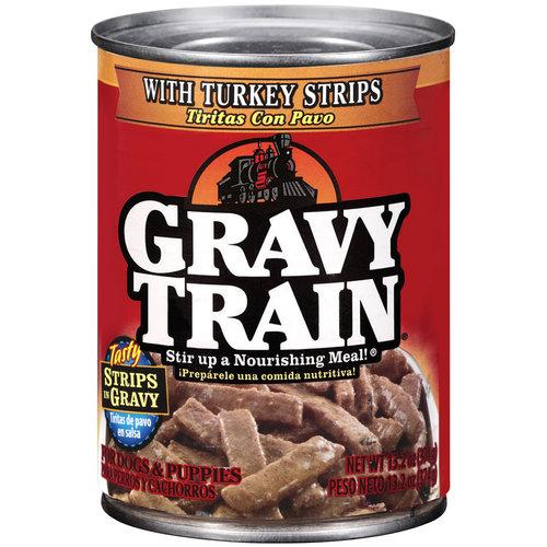 GRAVY TRAIN GRAVY TURKEY