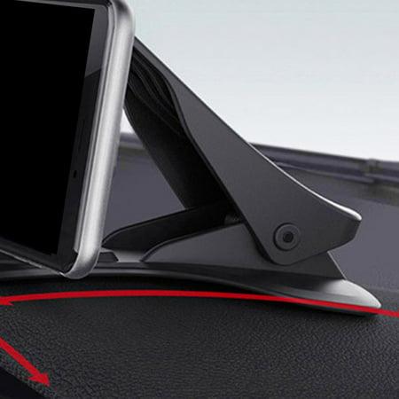 Car Magnetic Navigation Bracket 360 Degree Rotating Mobile Phone ...