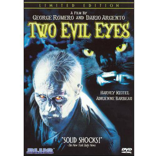 Two Evil Eyes (Widescreen)
