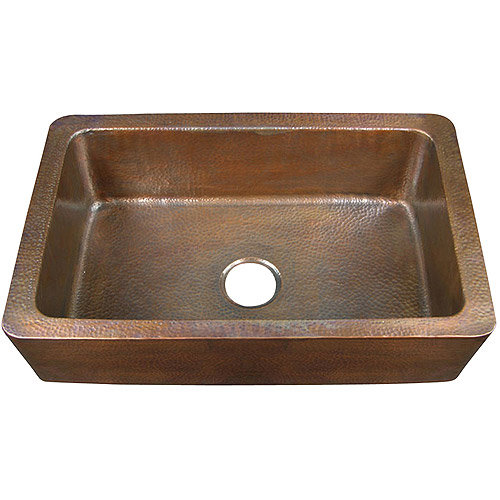 Barclay Single Bowl Farmhouse Sink