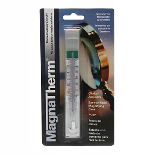 MagnaTherm Thermometer Mercury Free 1 Each