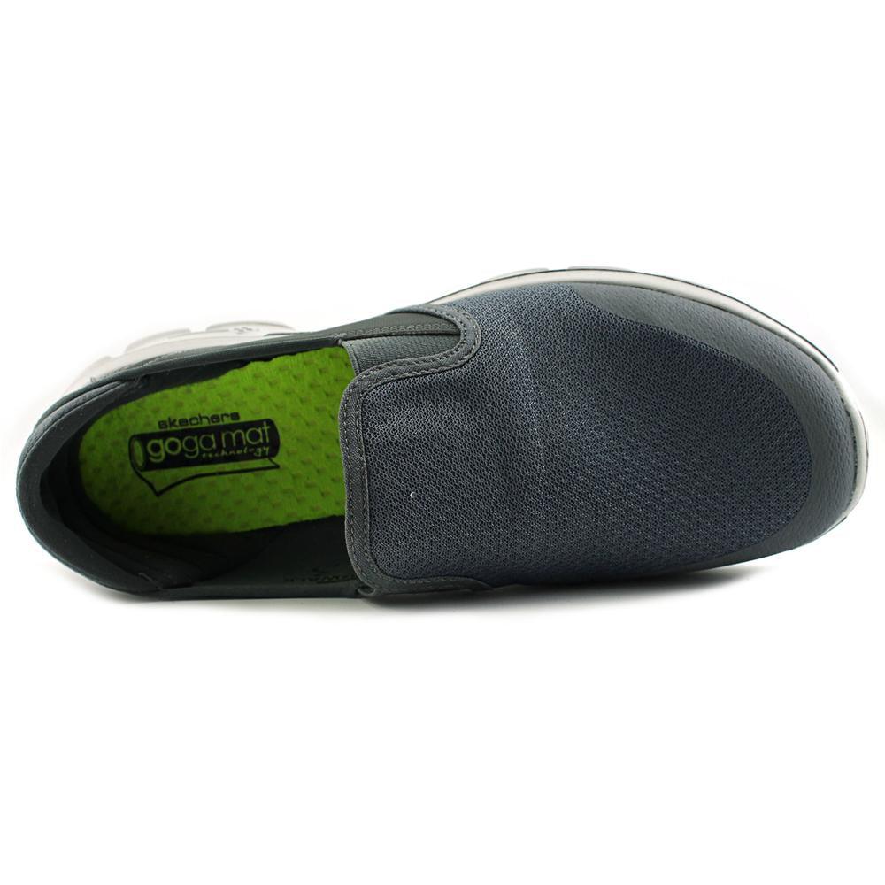 Skechers Performance Men's Go Walk 3 Charge Walking Shoe,Charcoal,10 M