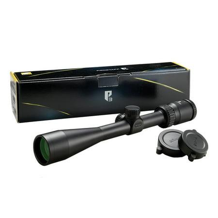Nikon Prostaff P3 4-12x40 Riflescope w/ Nikoplex Reticle -