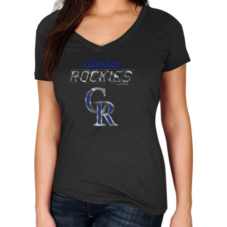 MLB Colorado Rockies Plus Size Women's Basic