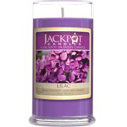 Lilac Necklace Candle (Surprise Jewelry Valued at $15 to $5,000)