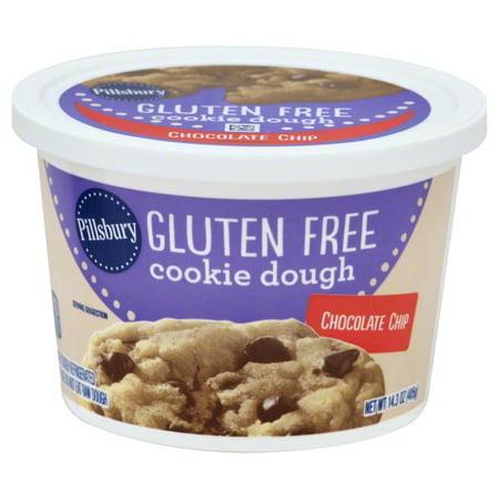 Pillsbury Gluten Free Chocolate Chip Cookie Dough, 14 3 Oz