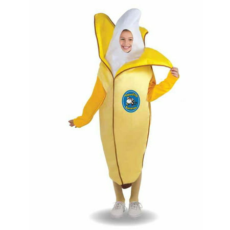 A-peeling Banana Children's Costume - Teen Banana Costume