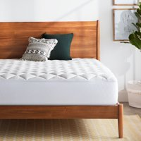 Rest Haven Bamboo Down Alternative Pillow Top Mattress Pad