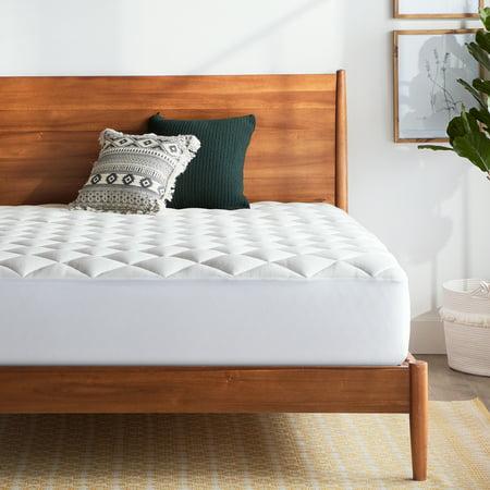 Rest Haven Down Alternative Pillow Top Mattress Pad