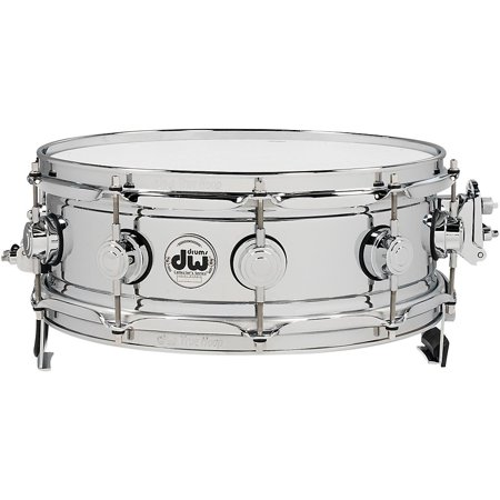 - DW Collector's Series True-Sonic Snare Drum 14 x 5 in. Chrome Hardware