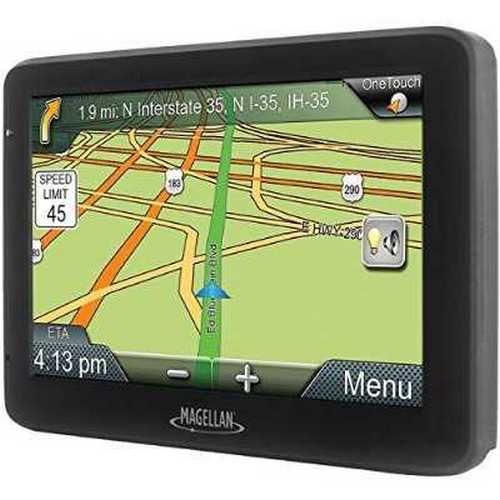 """MAGELLAN RM5520GLUC RoadMate(R) 5520-LM 5"""" GPS Device with Free Lifetime Maps"""
