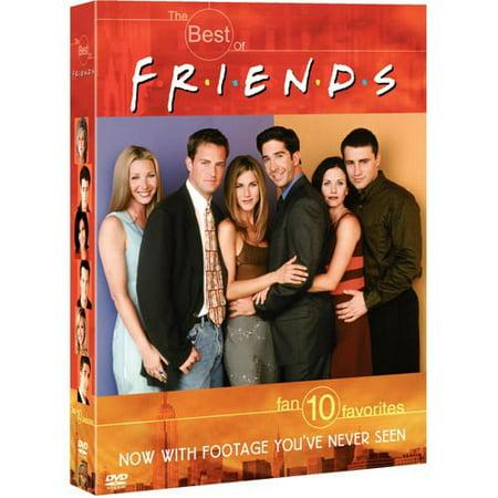 BEST OF FRIENDS FANS 10 (Jennifer Aniston Best Hair)