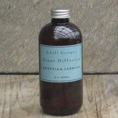 K Hall Designs Scent Diffusion Refill 8 Oz. - Egyptian