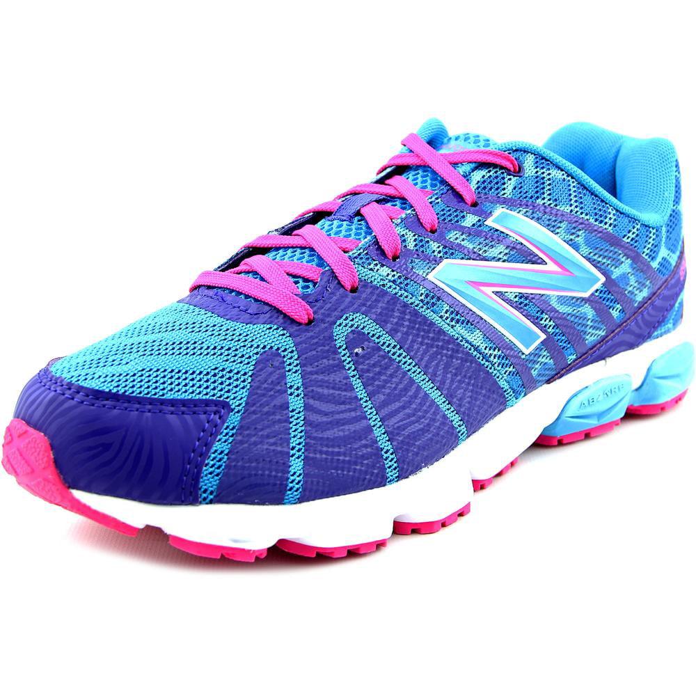 New Balance KJ890 Round Toe Synthetic Running Shoe by New Balance