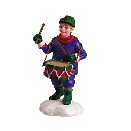 Caddington Village Collection Drummer Boy Figurine #52022, By Lemax Ship from US ()