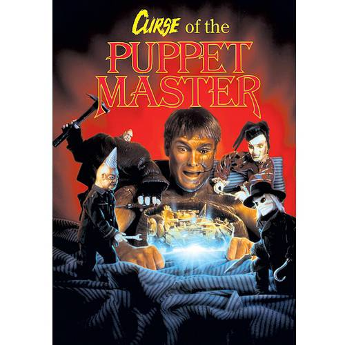 Curse of the Puppet Master [DVD]