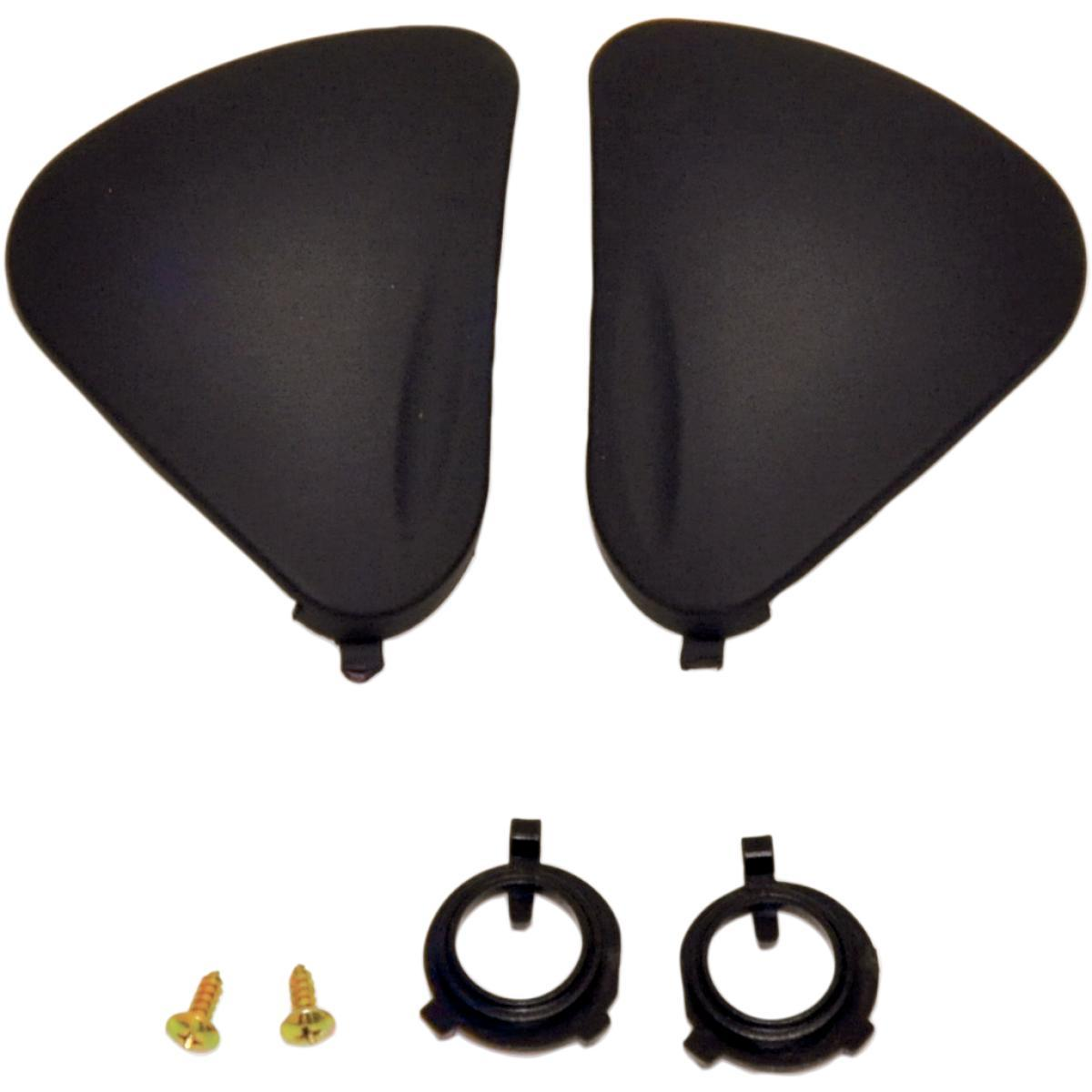 AFX Helmet Side Covers with Screws for FX-48 Team   0133-0272