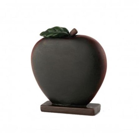International Apple (Boston International JC13906 Mini Apple Chalkboard Buffet Markers - Set of 4 )