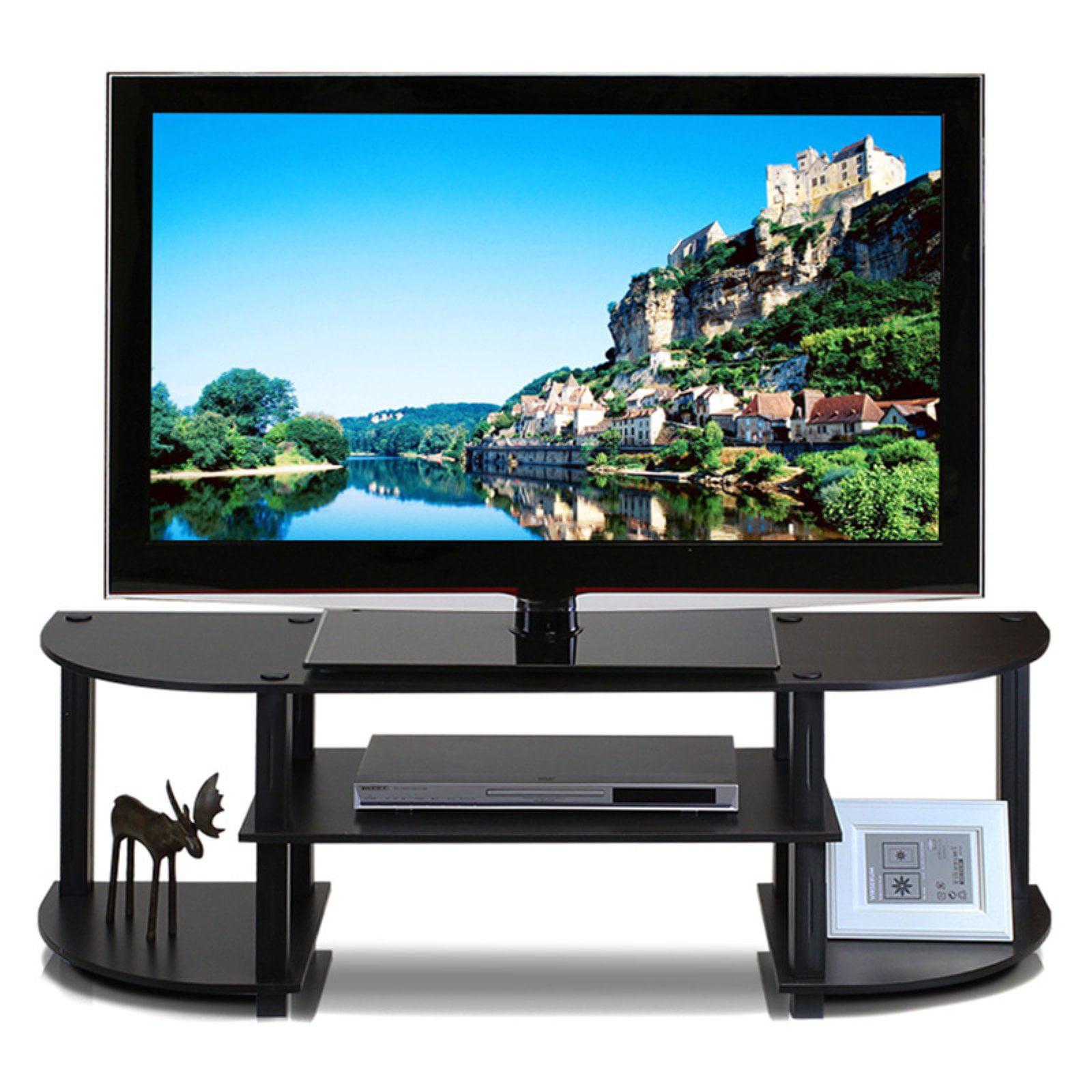 Furinno 11058 turn s tube wide tv entertainment center walmart com