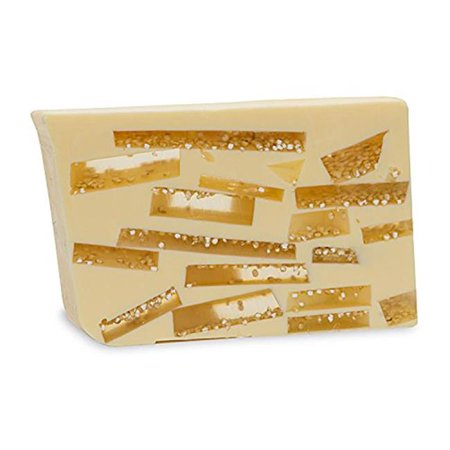 Primal Elements SWQC Wrapped Bar Soap, Quinoa And Clementine - 5.8 oz. (Quincy Bar Halloween)
