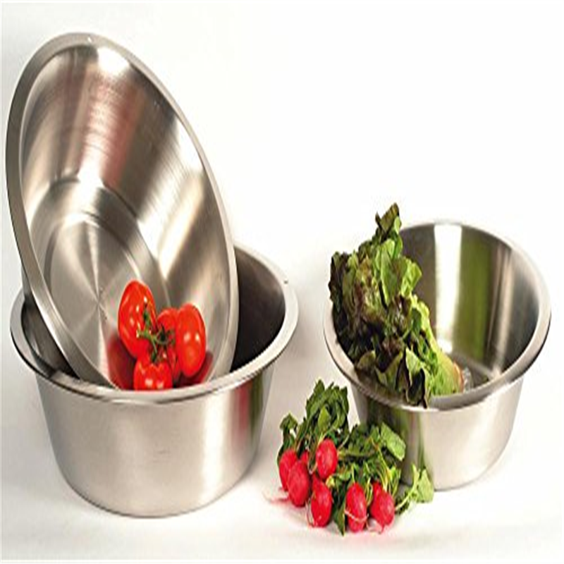 Stainless Steel Dishpans Large