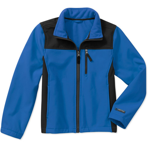 Xpedition Boys' Softshell Jacket
