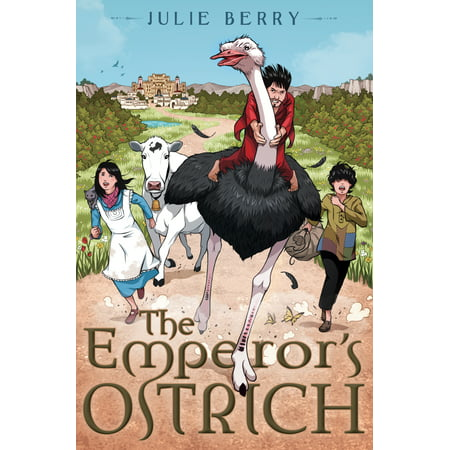 The Emperor's Ostrich - Ollie The Ostrich
