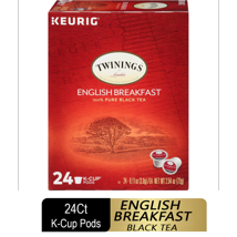 Twinings Black Tea K-Cup Pods