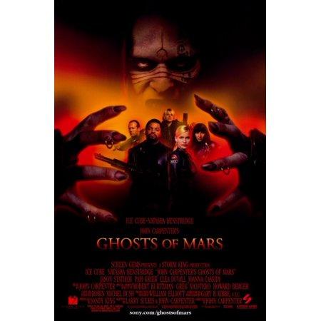 John Carpenters Ghosts of Mars Movie Poster (11 x 17)](Halloween John Carpenter Theme Mp3)