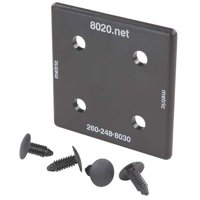 80/20 25-2028-2 End Cap,For 25-5050,PK2