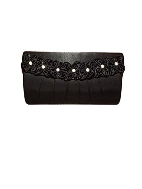 Product Image Sasha Rosette Evening Clutch Black 4450abab4167