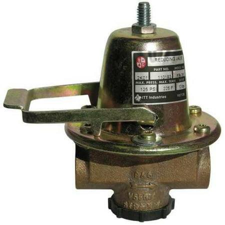 BELL & GOSSETT 110192 FB-38 Water Pressure Reducing Valve 1/2