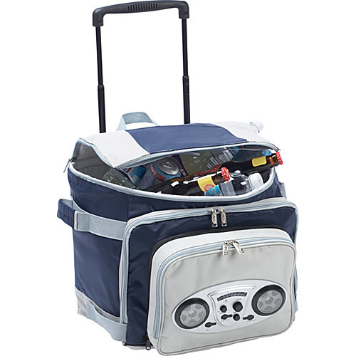 Picnic Plus Cooladio Radio Cart