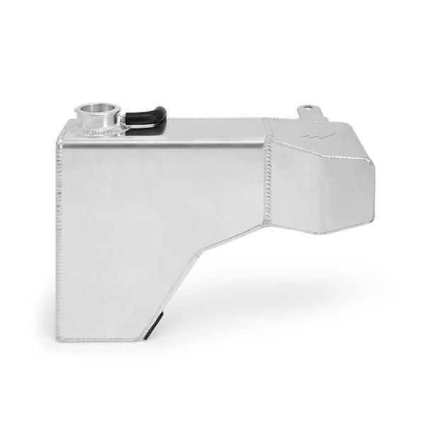 Mishimoto MMRT-MOP-11EN Radiator Overflow Tank  Micro-Wrinkle Black; Aluminum - image 1 of 1