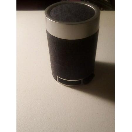 Refurbished Shen Zhen DNS 18WMS014 - GRY Wireless Bluetooth Speaker 33 Ft  Range Gray