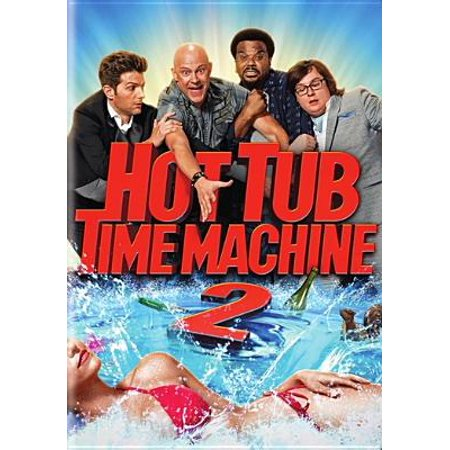 Hot Tub Time Machine 2 (Other) (Hot Funny Movies)