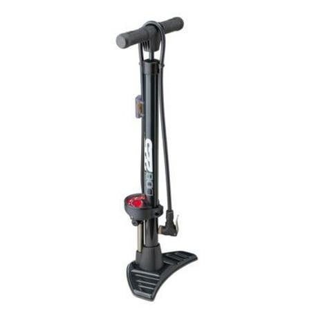 Diamondback Ddb225r Bicycle Floor Pump Black Walmart Com