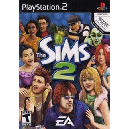 The Sims 2 - PS2 Playstation 2 (Refurbished) for $<!---->