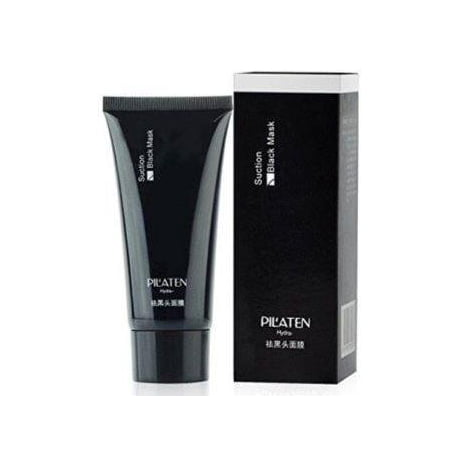 Pilaten Blackhead Remover,tearing Style Deep Cleansing Purifying Peel Off the Black Head,acne Treatment,black Mud Face Mask 60g (All Black Mask)