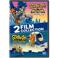 Scooby-Doo! & Batman: The Brave and the Bold / Scooby-Doo Meets Batman (DVD)
